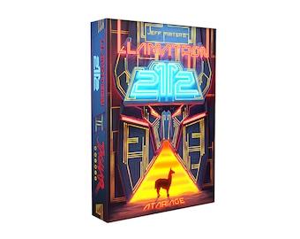 Jeff Minter Classics - Atari Jaguar Game