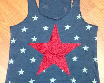 Starry Eyed Pride Tank