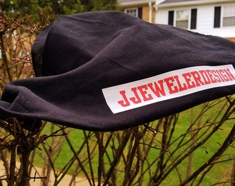 JJewelerDesign's Personalized Bandana