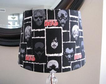 The Walking Dead Lamp Shade