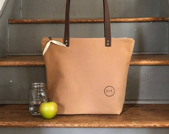Camel Insulated Lunch Tote | Insulated Lunch Bag