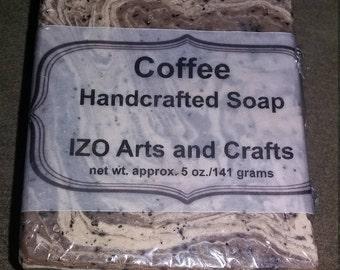 Coffee Cold Process Goat Milk Soap