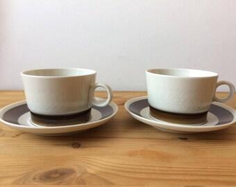 Tea/Coffee ceramic pair cups     Scandinavian Design