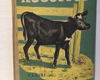 Vintage Children's Book - Augustus