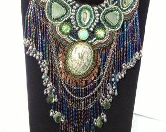 Pearls and Abalone Shells - Oh My!