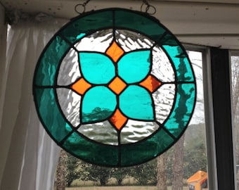 Stained Glass-9.5""