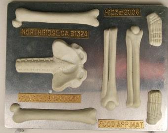 Skeleton Bottom Half pieces H103