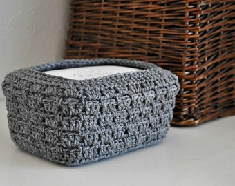 Baby Wipes Box Cover Nursery Decoration Home Decor Grey Granny Chic Pampers Wipes Cover