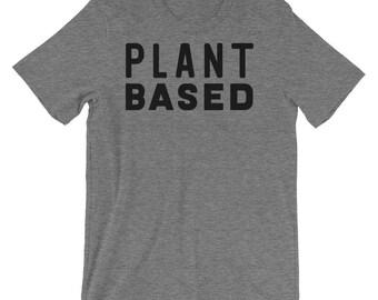 Plant Based Shirt, Vegetarian Tshirt, Vegetarian Shirt, Vegan Shirt, Vegetarian Gift, Vegan Gift