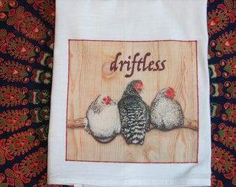 Driftless Chickens
