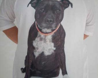 Staffordshire Bull Terrier Staffy Apron