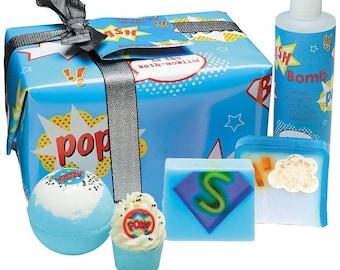 Superhero's Soak Gift Set
