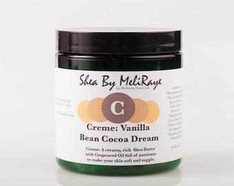 Creme: Vanilla Bean Cocoa Dream Whipped Shea Butter