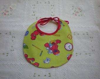 Elmo baby/infant bib