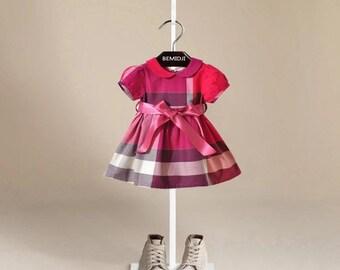 Victoria ribbon dress Kids