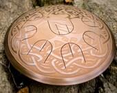 MINI Handpan with nine pe...