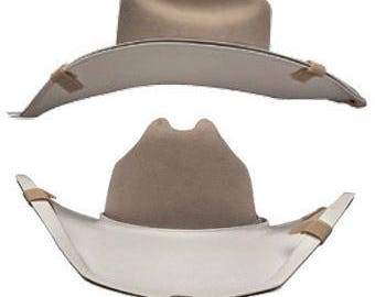 Hat Latch, hat shaper, hat carrier, brim shaper, cowboy hat,