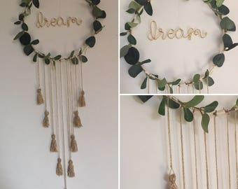 Dream dream Christmas message