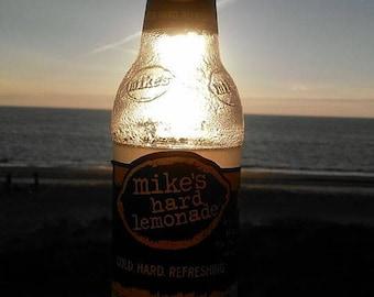 A Beautiful Day At The Beach Photography Fine Art Print Scott D Van Osdol Mikes Hard Lemonade Drink Ocean View Beach Front Sunset Sun
