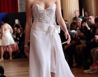 Bridal dress home wear