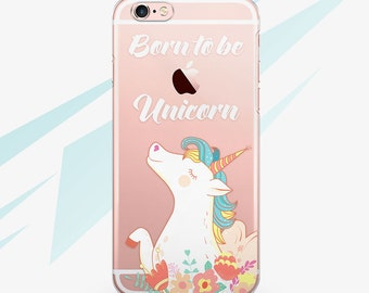 Unicorn Case iPhone 7 Plus Case iPhone 6S Case Rubber Case iPhone 6s iPhone for Samsung Galaxy S6 Case for Samsung S7 Magic Phone RA1586