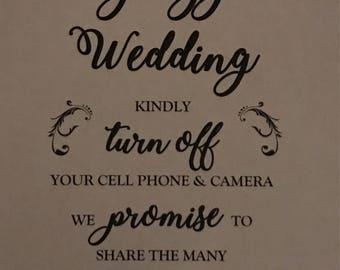 Primitive Burlap Panel Appliqué Unplugged Wedding Rustic Country Shabby Chic 8x10
