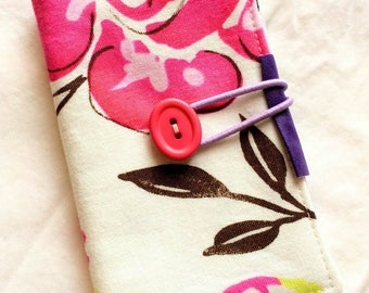Choice of pattern! Business Card Holder - holds approximately 24 cards!