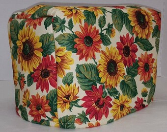 Sunflowers Toaster Cover