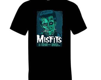 Misfits Shirt Mens XL