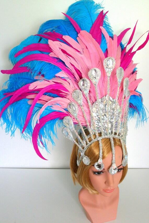 Showgirl SALE Showgirl Headpiece Samba SALE 00vwpxEq