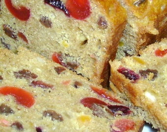 Sugar Free Luxury Fruit Cake