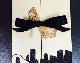 sex and the city themed invitations for birthday parties pittsburg skyline pictured sex and the city bachelorette party or bridal showers
