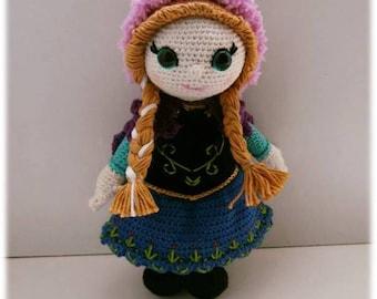 PDF tutorial of Anna crochet