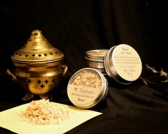 Almond - TreeScents - Natural Wood Ritual Incense -