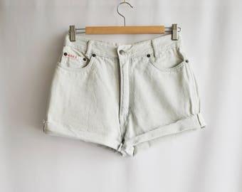 Short Vintage Soft Jean