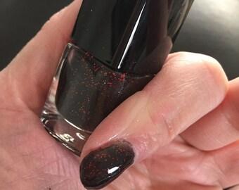 Blackest Cherry Nail Polish 3.5 ml 7-Free
