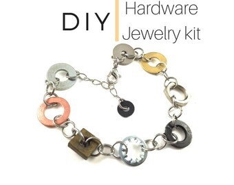 DIY Jewelry Kit Chain Bracelet Hardware Jewelry