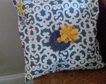 Decorative Pillow Cover -- Item 2018-119