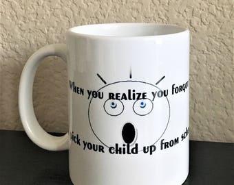Forgot Child #worstthings