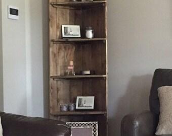 Corner Shelf (Shipping Included)