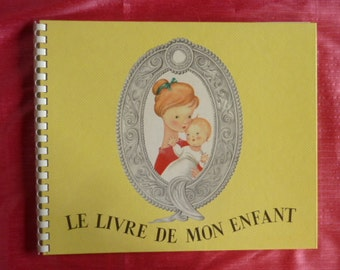 the book of child, 29 cm x 23 cm, from 1972 - new condition