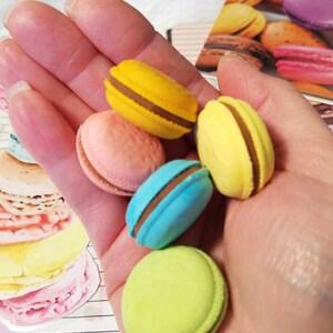 Macaron Erasers- Set 5