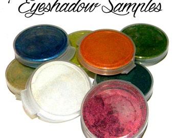Eyeshadow Samples