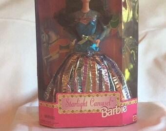 """Barbie """"Starlight Carousel"""" Doll *NEVER OPENED*"""