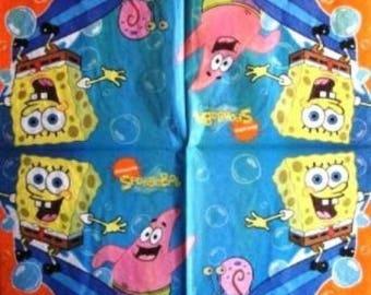 PAPER TOWEL in Sponge Bob and his friends #E083
