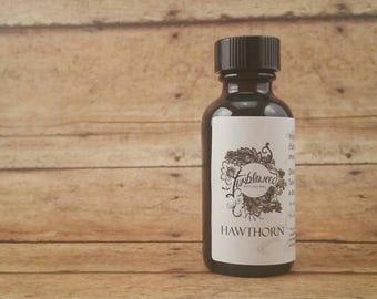 Hawthorn : Tincture / Simple / Herbal Liquid Extract / Herbal Medicine