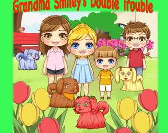 Grandma Smiley's Double Trouble
