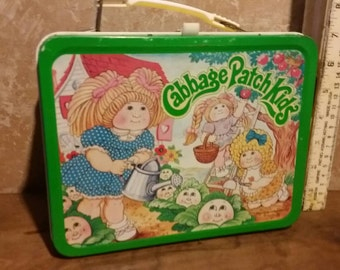 1983 Cabbage Patch Lunch Box