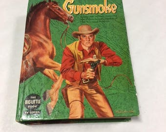 Big Little Book - Gunsmoke