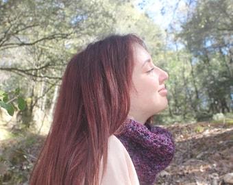 Autumn Purple Ash Mini Infinity